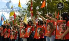 Suruç- Manifestation kurde à Paris