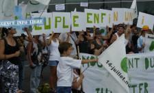 Mouvement du 14 Juillet sit in France Television
